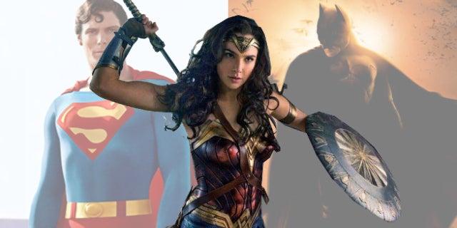 Wonder Woman No Man's Land Batman Superman