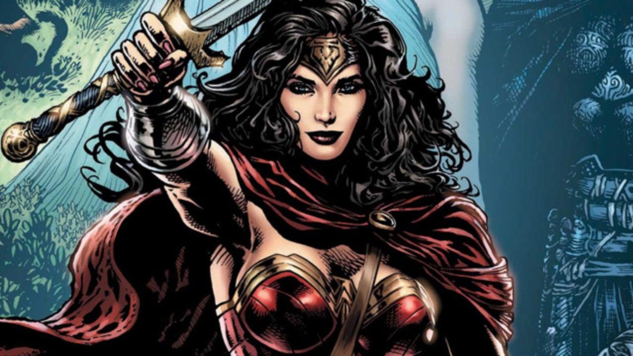 Resultado de imagem para Wonder Woman Rebirth