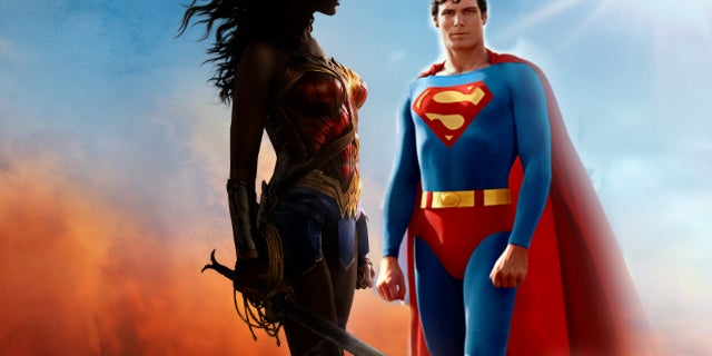 Wonder Woman vs Superman Movie