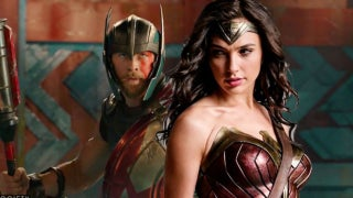 wonder woman vs thor who would win gal gadot chris hemsworth