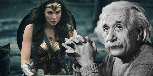 wonderwoman-einstein