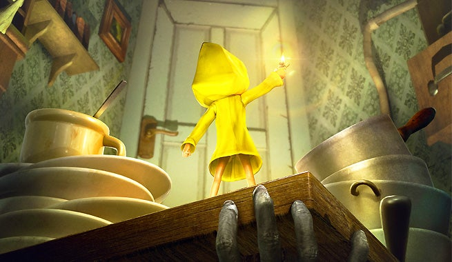 Little Nightmares vid game to get TV treatment with Russo brothers