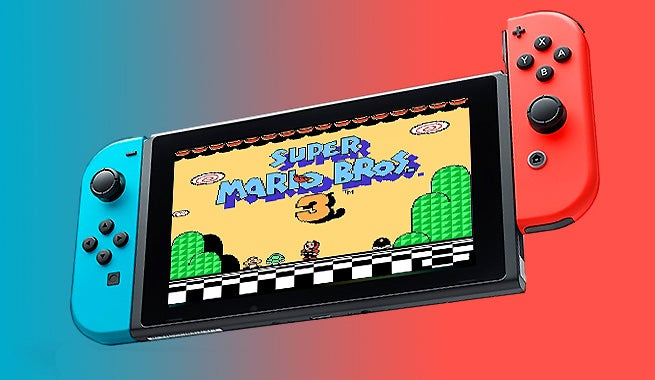 Image result for virtual console switch