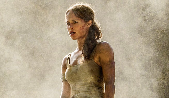 Production Wraps on the New Tomb Raider Movie