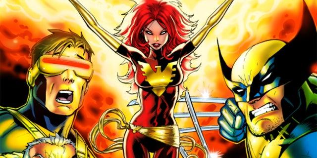 X-Men Dark Phoenix Animated