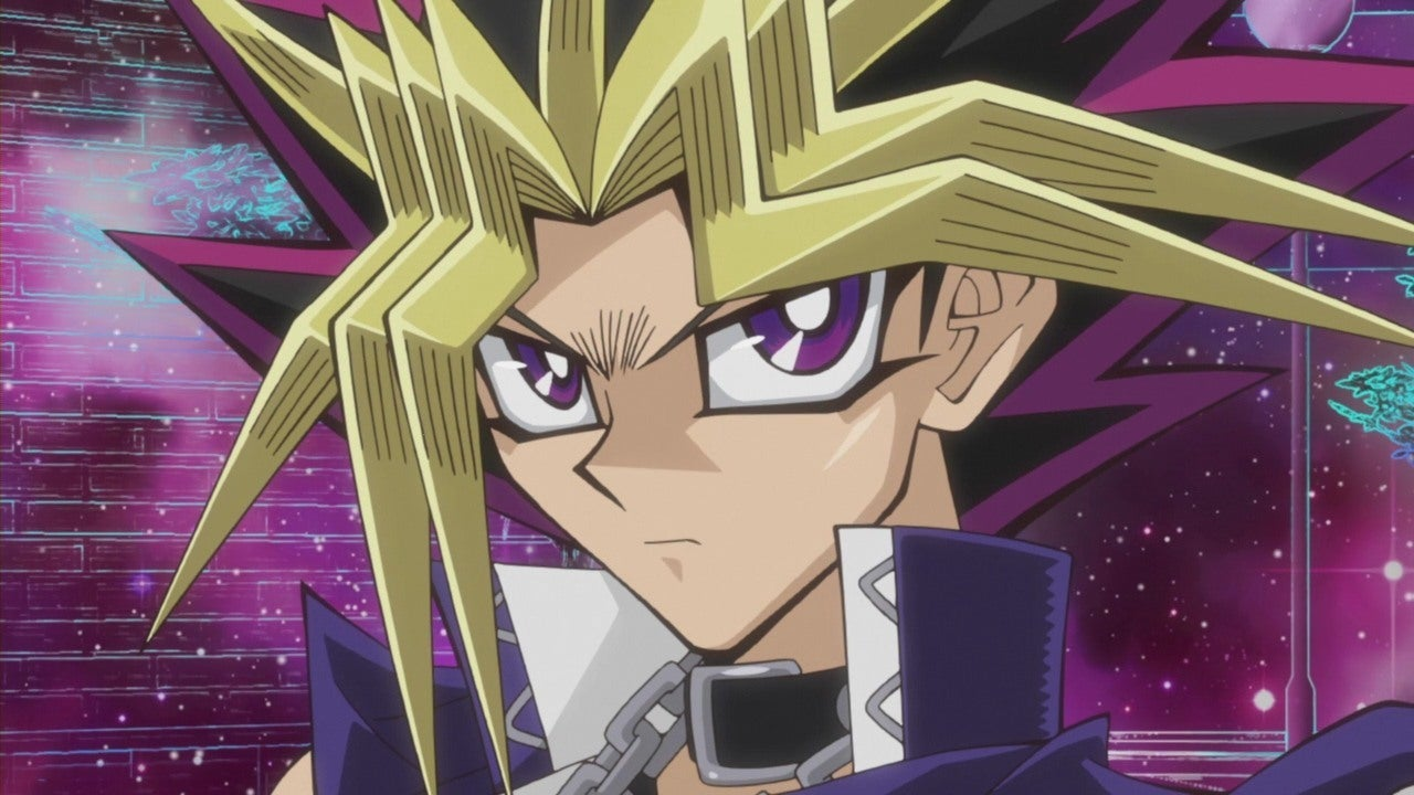 Anime Characters 2017 : Yu gi oh biggest manga and anime changes