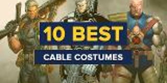 10 Best Cable Costumes screen capture