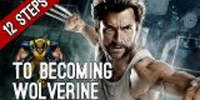 12 Steps to Becoming Wolverine screen capture