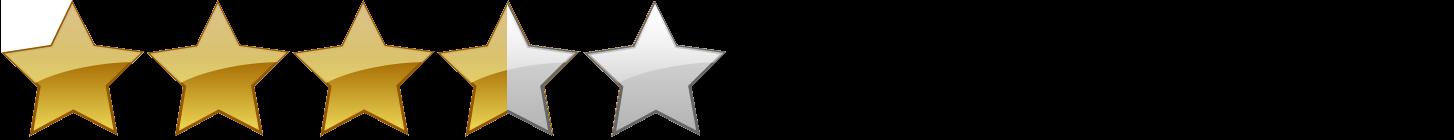 3p5 stars