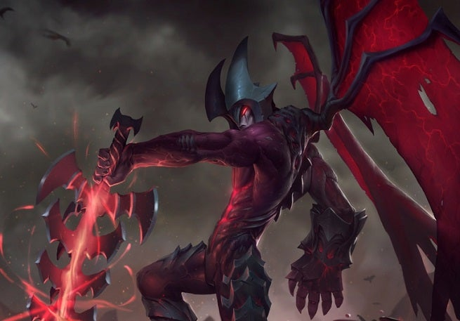 League Of Legends Kayn S Quotes Refer To Varus As A Darkin