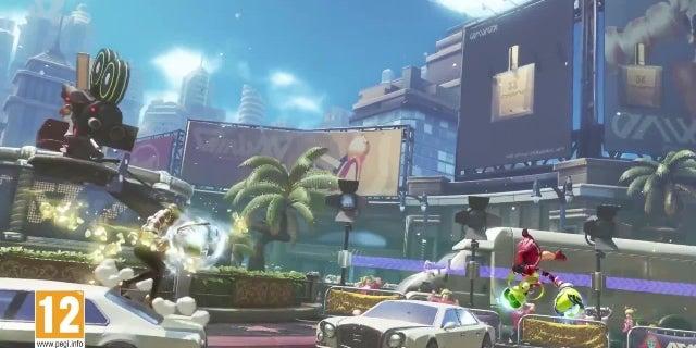 ARMS - Meet Twintelle screen capture
