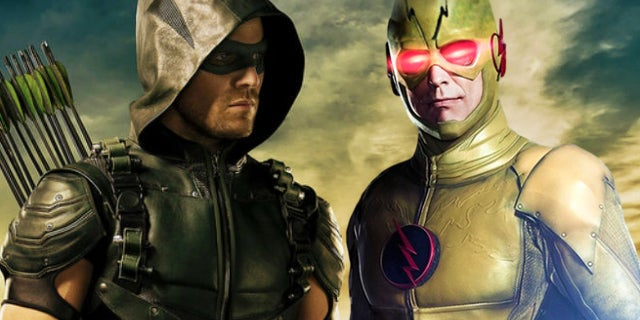 arrow reverse flash