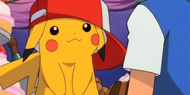 ash hat pikachu 2