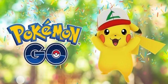 ash hat pikachu go