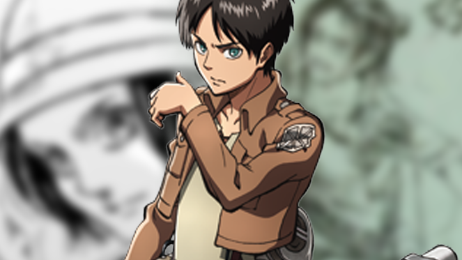 attack on titan female eren