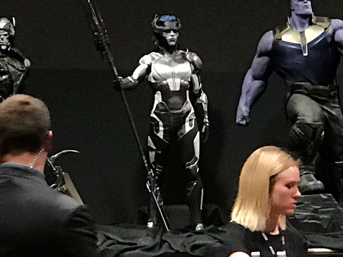 avengers infinity war black order black dwarf