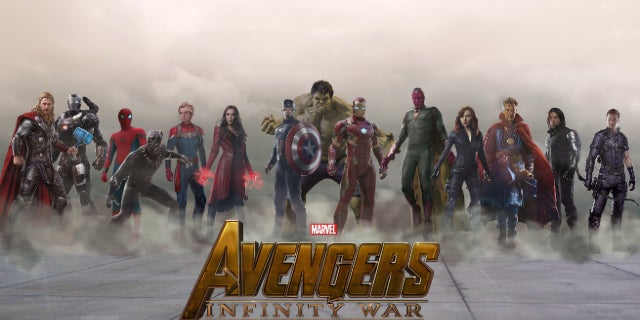 Avengers Infinity War Footage Comic-Con 2017