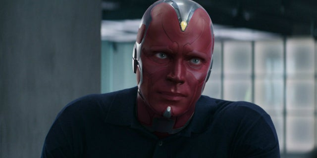 avengers infinity war the vision infinity stone paul bettany