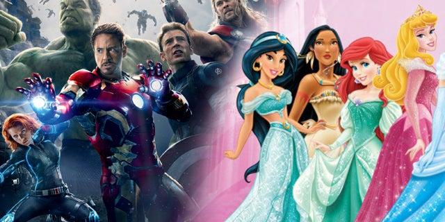 Avengers-Princess