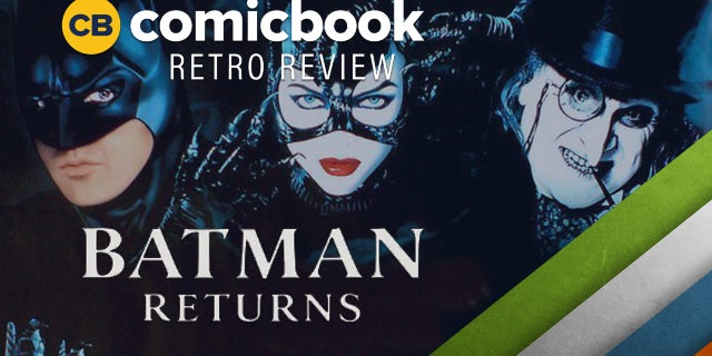 Batman Returns (1992) - ComicBook Retro Review screen capture