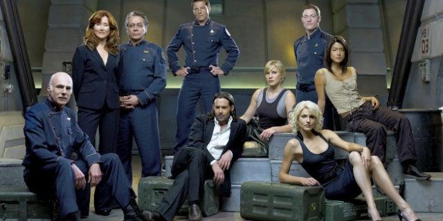 Battlestar Galactica Reunion