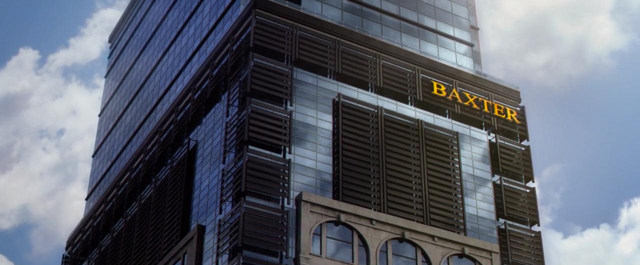 Baxter Building 2015