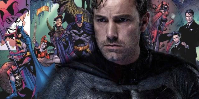 Ben Affleck Batman Replacement Death