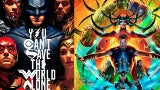 Best SDCC 2017 Movie Trailers Thor Justice League