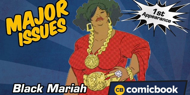 Black Mariah's First Appearance - Major Issues screen capture