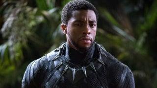 black panther chadwick boseman san diego comic-con