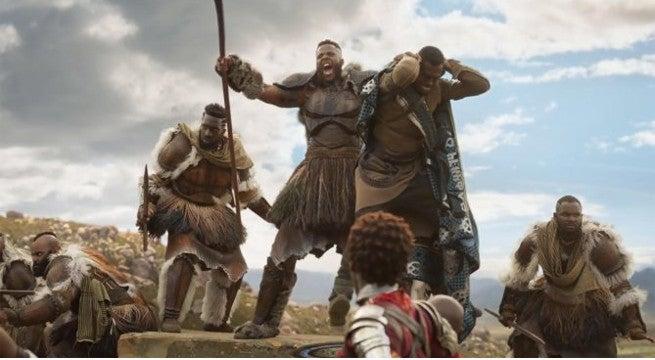 Black Panther Movie M'Baku Man-Ape