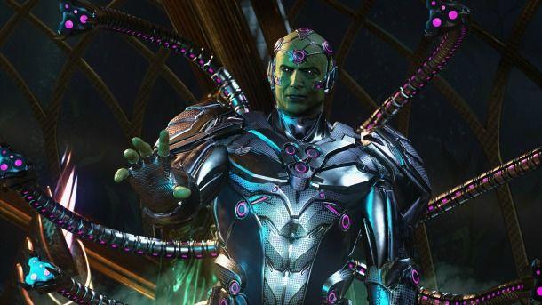 Brainiac to Appear in SyFy's Krypton