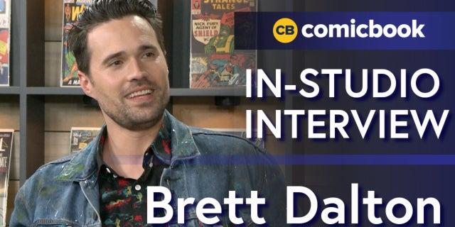 Brett Dalton Talks Agents of S.H.I.E.L.D. screen capture