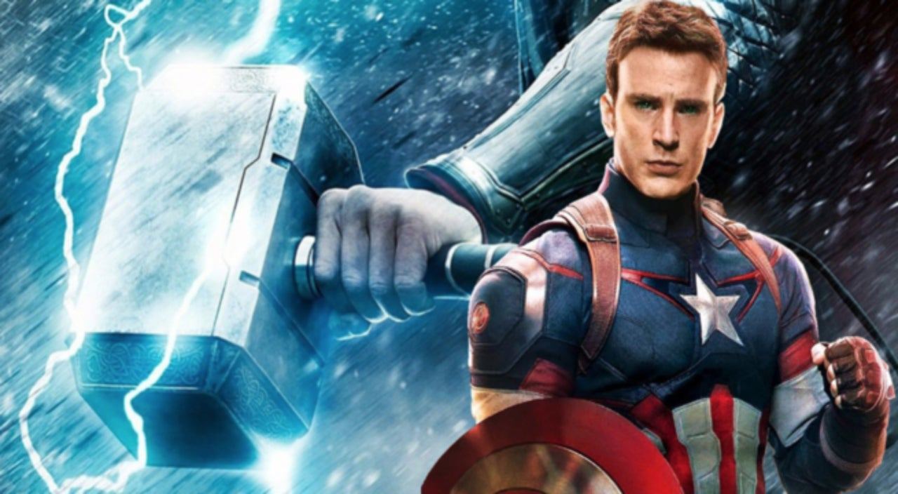 Will Captain America Lift Thors Hammer In Avengers Infinity War
