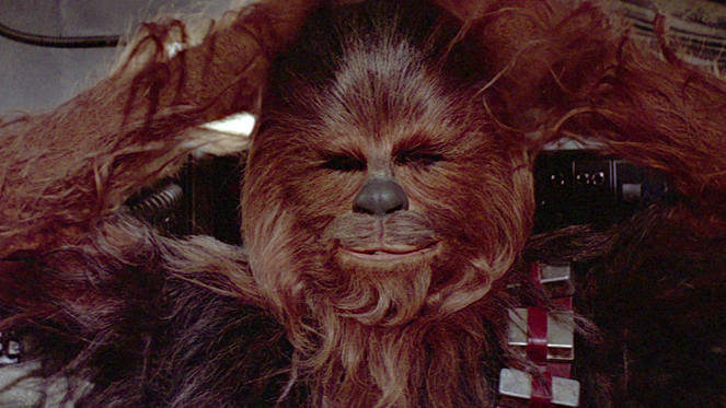 Chewbacca gets a wookiee pal in Han Solo Star Wars spin-off