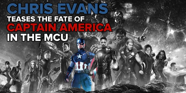 Chris Evans Teases Fate of Captain America screen capture