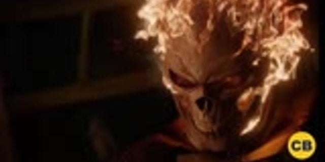 ComicBook.com reacts to Ghost Rider on Marvel's Agents of SHIELD screen capture