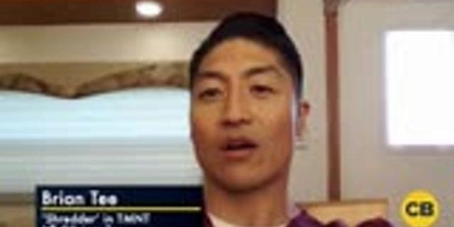 ComicBook Presents: Exclusive Interview with Brian Tee screen capture