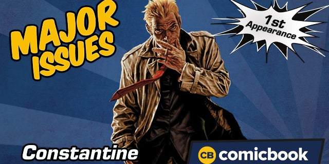Constantine's First Appearance - Major Issues screen capture
