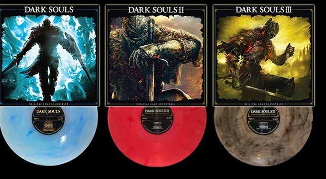 All Three Dark Souls Soundtracks Are Now Available On Vinyl