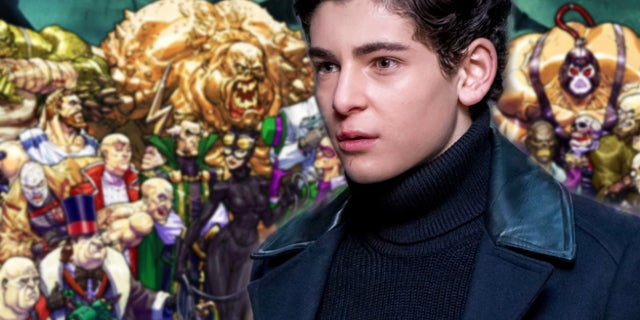 david mazouz batman villains