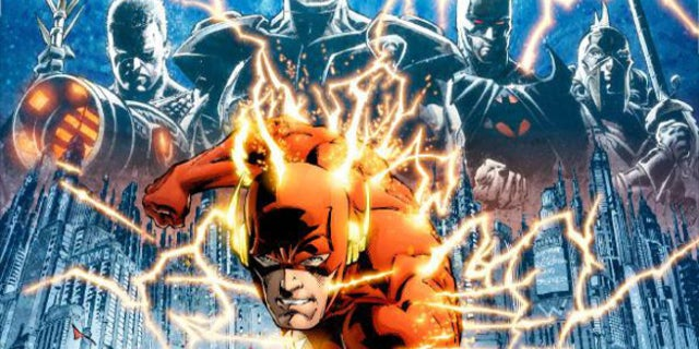 DC Flash Movie Flashpoint DCEU