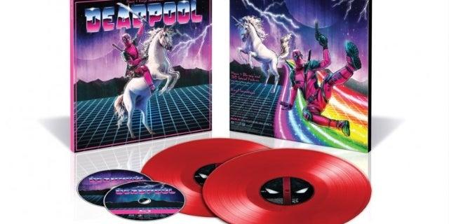 Deadpool Vinyl Set SDCC17