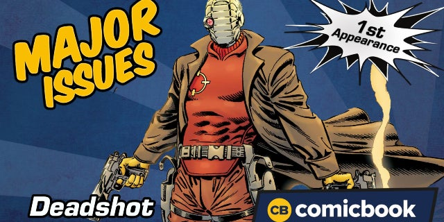Deadshot's First Appearance - Major Issues screen capture