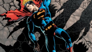 Death and Return of Superman Animated Movie