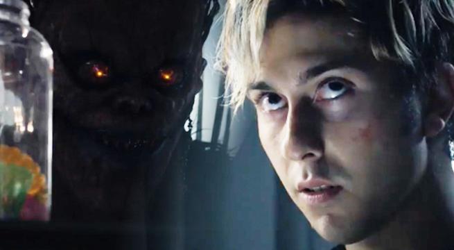 netflixs death note debuts terrifying clip of light