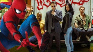 defenders spider man
