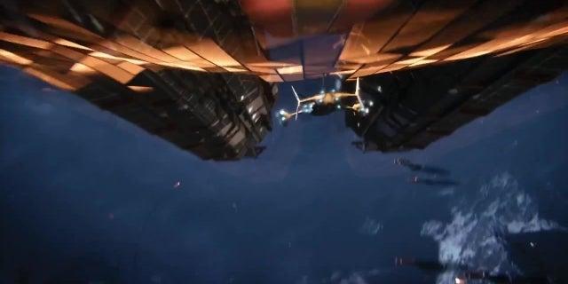 Destiny 2 – Official Open Beta Launch Trailer screen capture