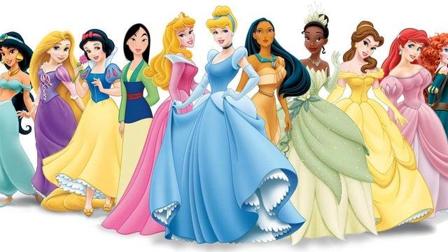 Disney Princesses Original Voice Actors Wreck-It Ralph 2