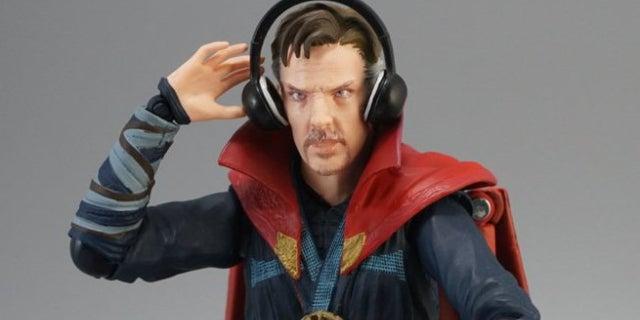 Doctor Strange DJ